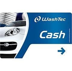 WashTec Cash-transponderkaart