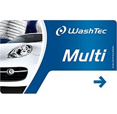WashTec Multi-transponderkaart